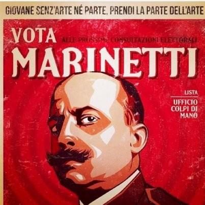 FUTURISMO chez Marinetti a Roma mostra a cura di Maurizio Calvesi
